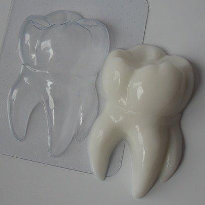 Как сделать макет зуба