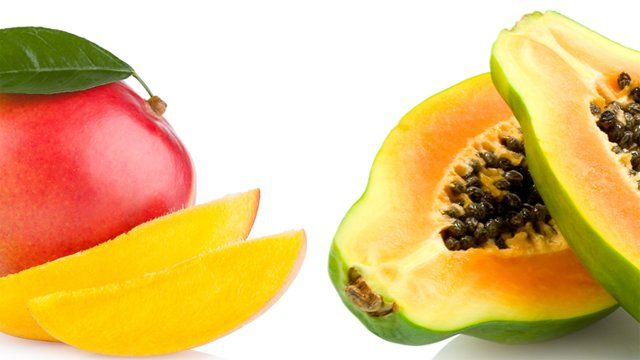 Jamaican-Mango-Papaya-Salsa