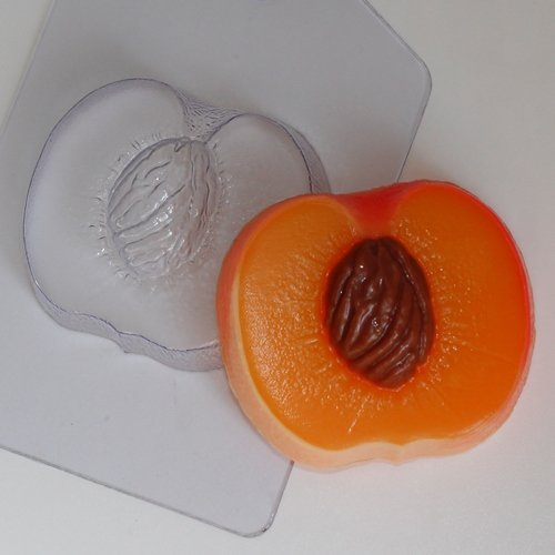 Пластиковая форма Персик
