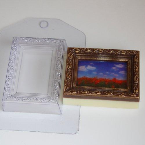 Пластиковая форма Рамка Прямоугольник