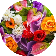 Ароматы цветов