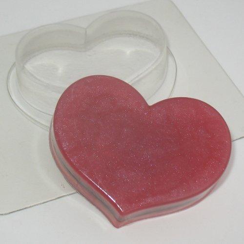 Пластиковая форма Геометрия мини сердце