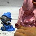 Тедди в полотенце 3Д