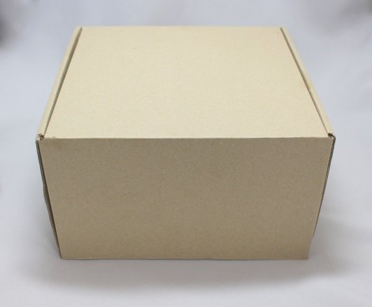 Коробка бурая под наборы 101058