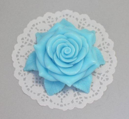 Роза с листиком 114103