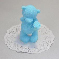 Тедди с розой 114105