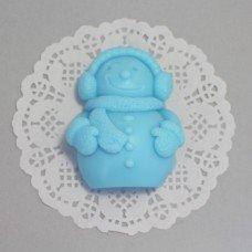 Веселый снеговик 114139