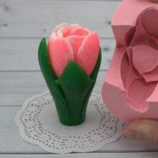 Весенний тюльпан 3Д 5