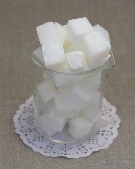 Мыльная основа Crystal Goast Milk (на козьем молоке)
