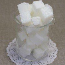 Мыльная основа с маслом Манго белая Melta