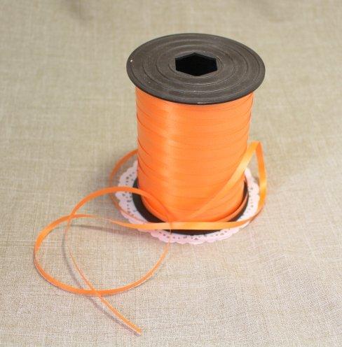 Лента цвет Оранжевый 5мм 102001.4