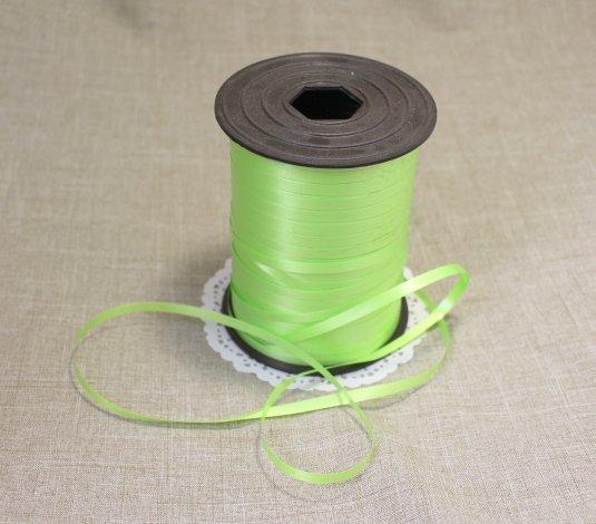 Лента цвет Салатовый 5мм 102001.8