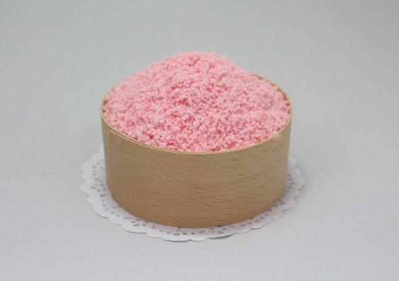 Парафин цветной Розовыйаромат Вишня 050002