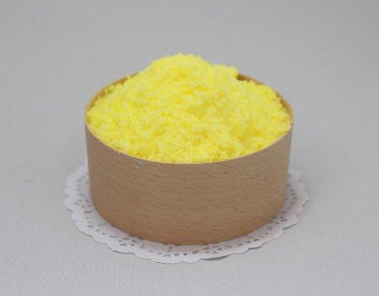 Парафин цветной Жёлтый Грейпфрут 050005
