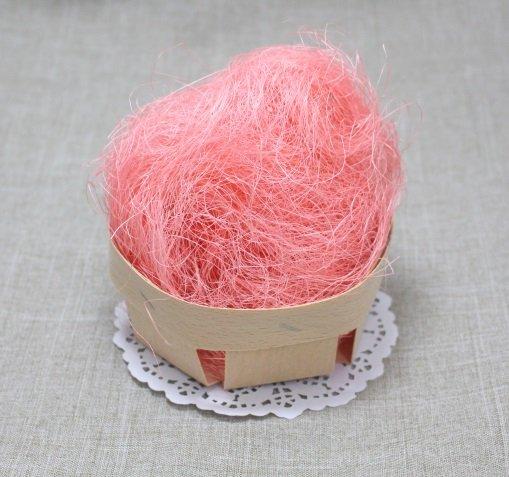 Сизаль Розовая Нежная