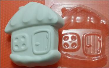 Пластиковая форма Домик