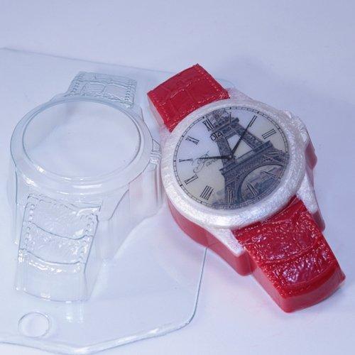 Пластиковая форма Часы наручные Кожаный браслет