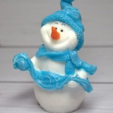 Снеговик мальчик