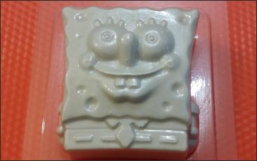 Пластиковая форма Губка