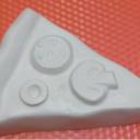 Пластиковая форма Пицца