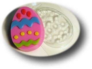 Пластиковая форма Яйцо с узором №2