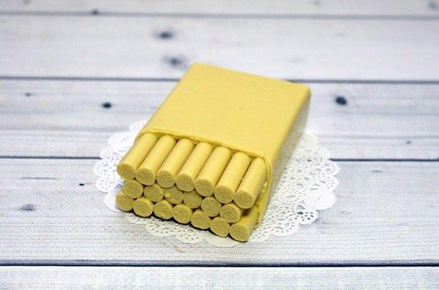 Пачка сигарет мужских