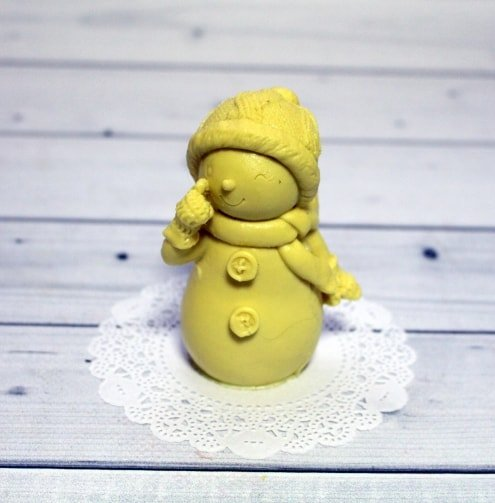 Снеговик Nikki