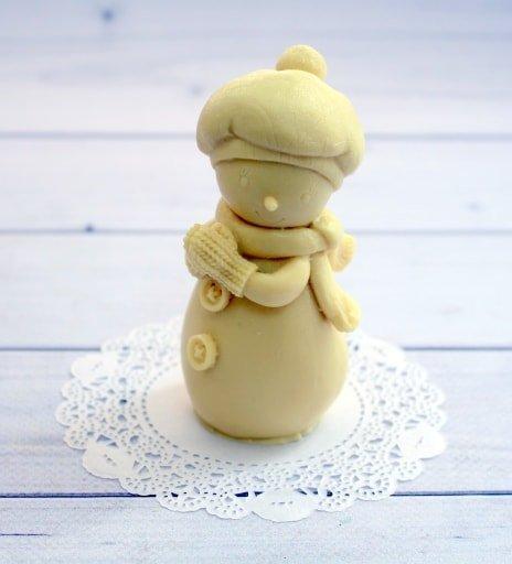 Снеговик Abby