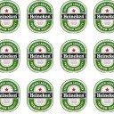 Наклейка Heineken