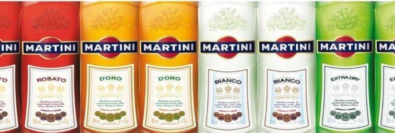 Наклейка Martini