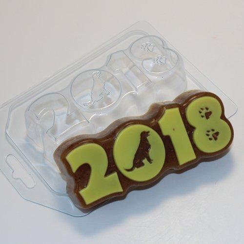 2018 Силуэт собаки