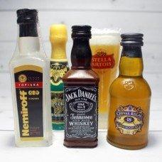 Бутылки, Бокалы, Чашки