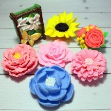 Цветы, Букеты, Растения