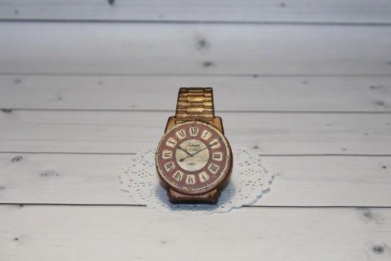 Мыло ручной работы Часы