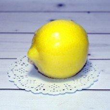 """Мыло ручной работы """"Лимон"""""""