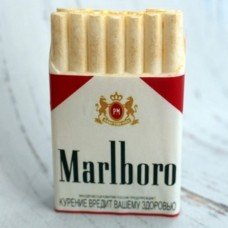 Мыло ручной работы Пачка сигарет