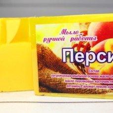 Мыло ручной работы «Персик»
