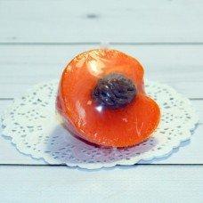"""Мыло ручной работы """"Персик с косточкой"""""""
