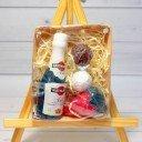 Набор мыла Шампанское, клубничка, 2 конфетки