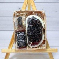 Набор мыла Виски, черная икра