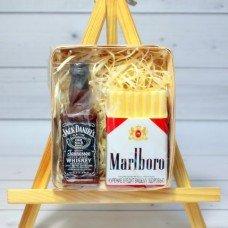 Набор мыла Виски, сигареты