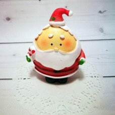 Дед Мороз кругляш