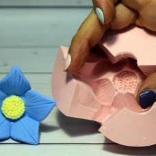 Голубенький цветочек