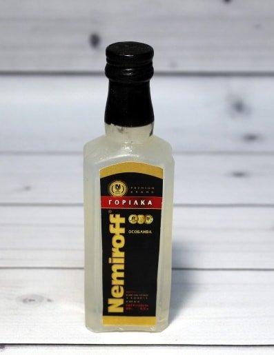 Мыло ручной работы Бутылка Водки Немиров