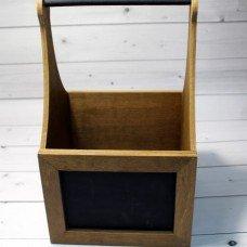 Ящик с Мелованной Табличкой