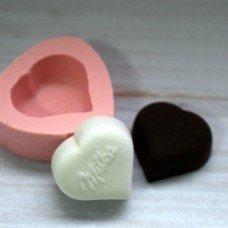 Конфета Milka сердечко