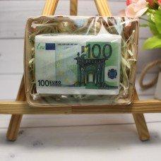 Мыло 100 евро в коробке