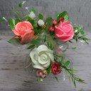 Роза полубутон