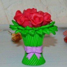 Букет Роз с бантиком