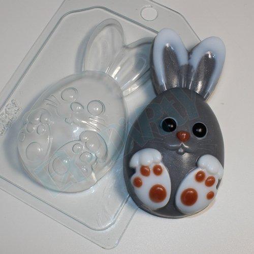 Пластиковая Форма Яичный кролик